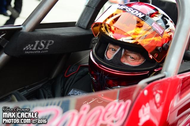 Just after the CHRR Top Fuel final, Denver Schutz announced his retirement.
