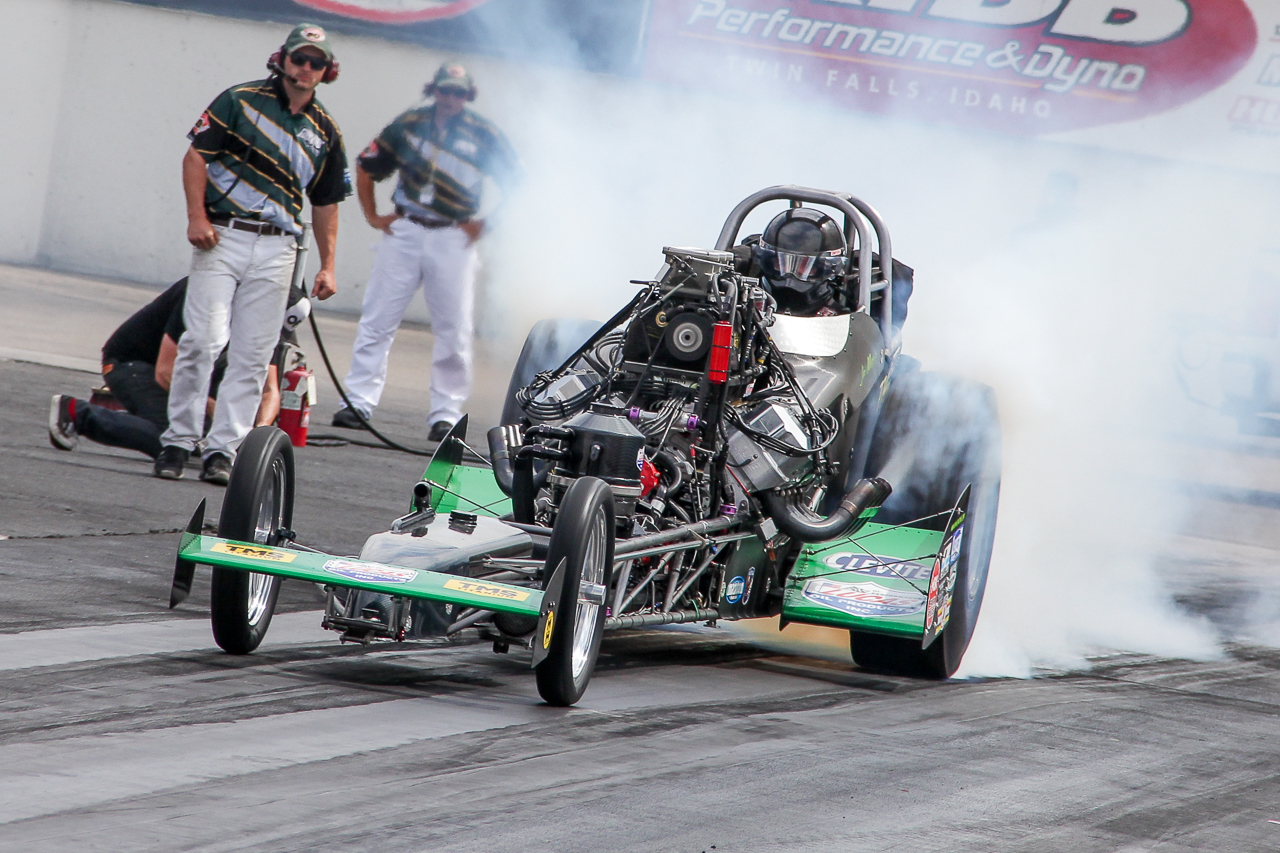 SCHEDULE – AAFD AA/Fuel Dragsters